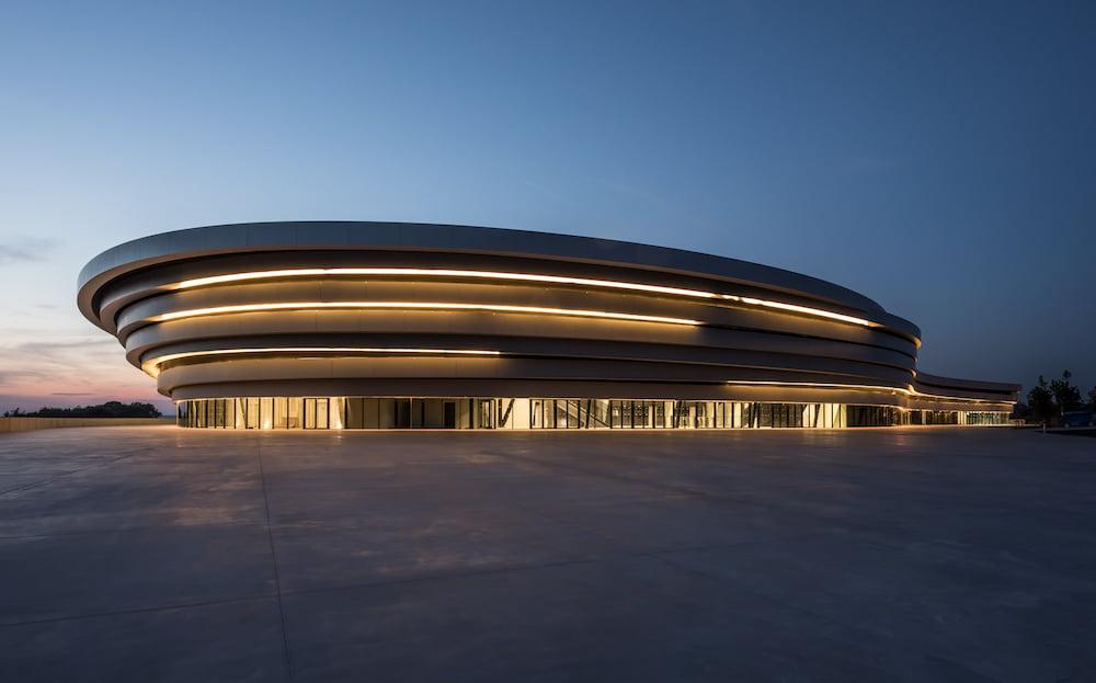 Fayat Bâtiment - Arena d'Aix - Aix-en-Provence © Lisa Ricciotti - 1000px