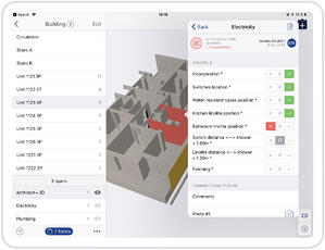 FINALCAD bim world bim ipad