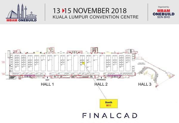 IFAPWCA 2018 Floor Plan - FINALCAD Stand