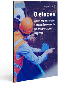 Ebook 8 etapes vers la transformation digitale