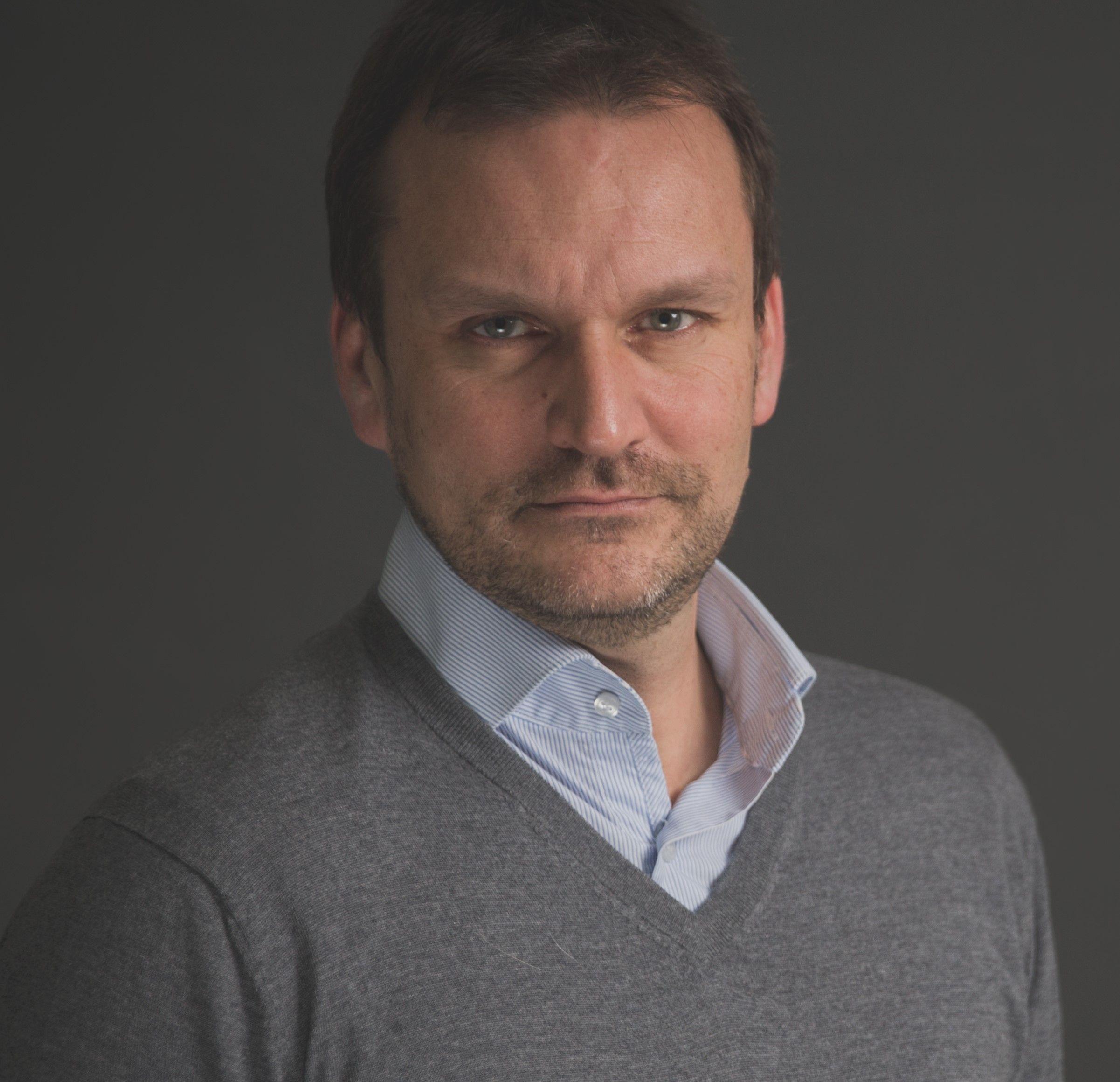 Marc Bourel Portrait