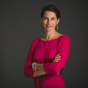 Camille Kleszcz Construction Woman
