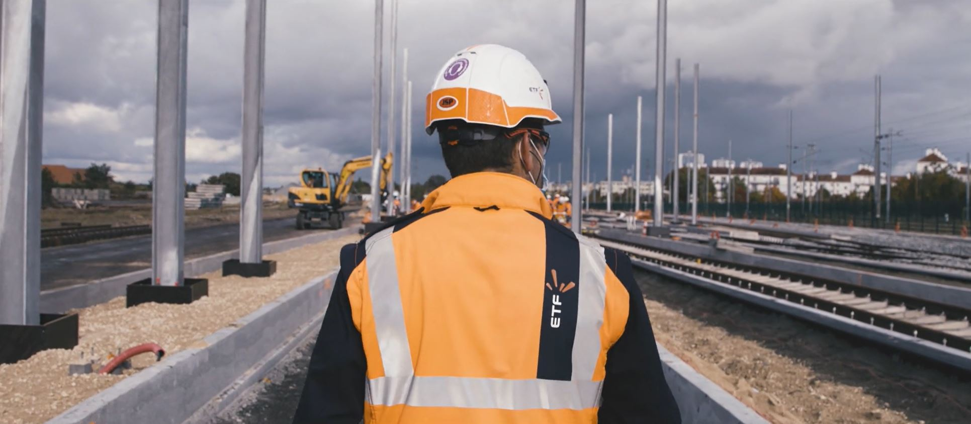 Track renewal project, France, ETF