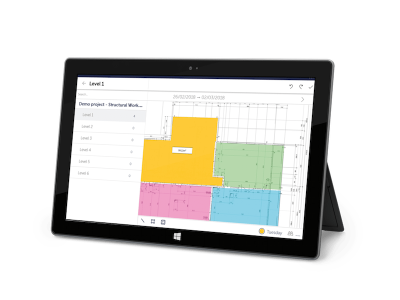 FINALCAD for Windows 10 on Microsoft Surface