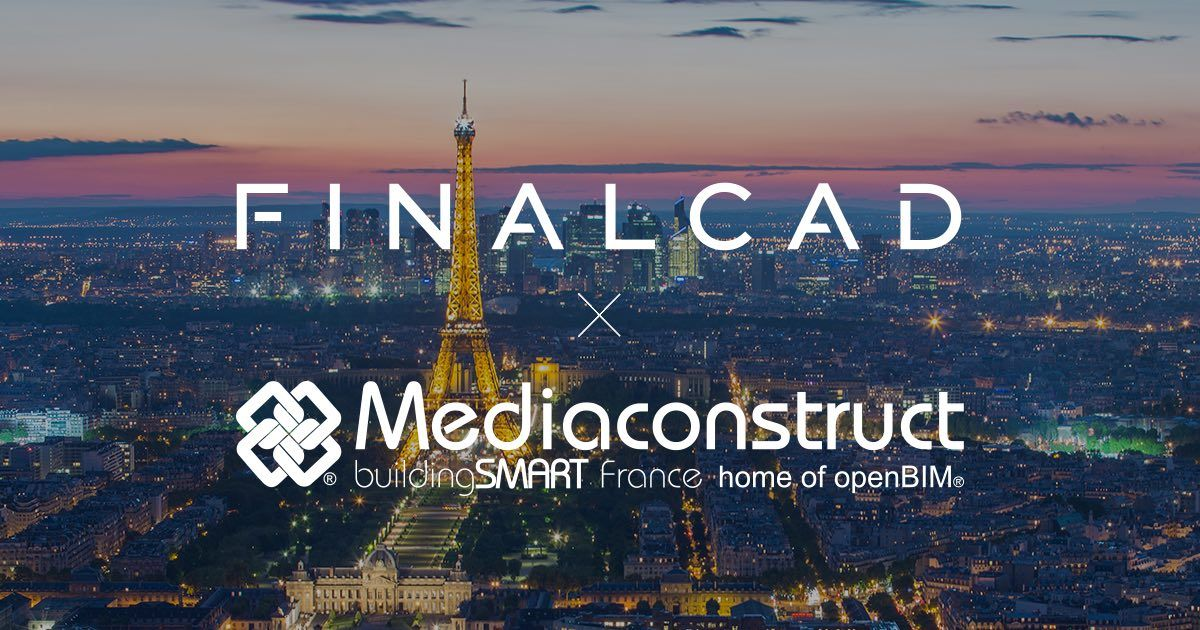 FINALCAD x buildingSMART Summit