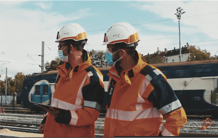 Finalcad: driving forward the digital transformation of rail construction sites