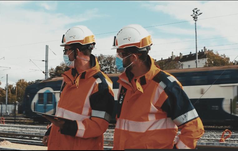Finalcad accélère la transformation digitale des chantiers ferroviaires