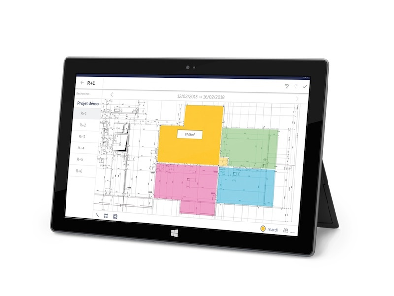 FINALCAD Windows Microsoft Surface