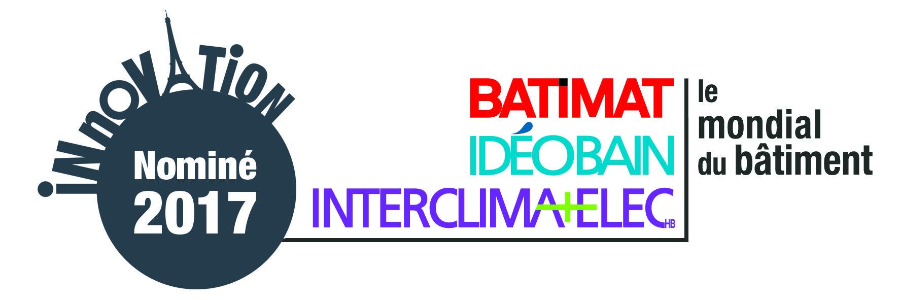 Logo concours innovation Batimat 2017