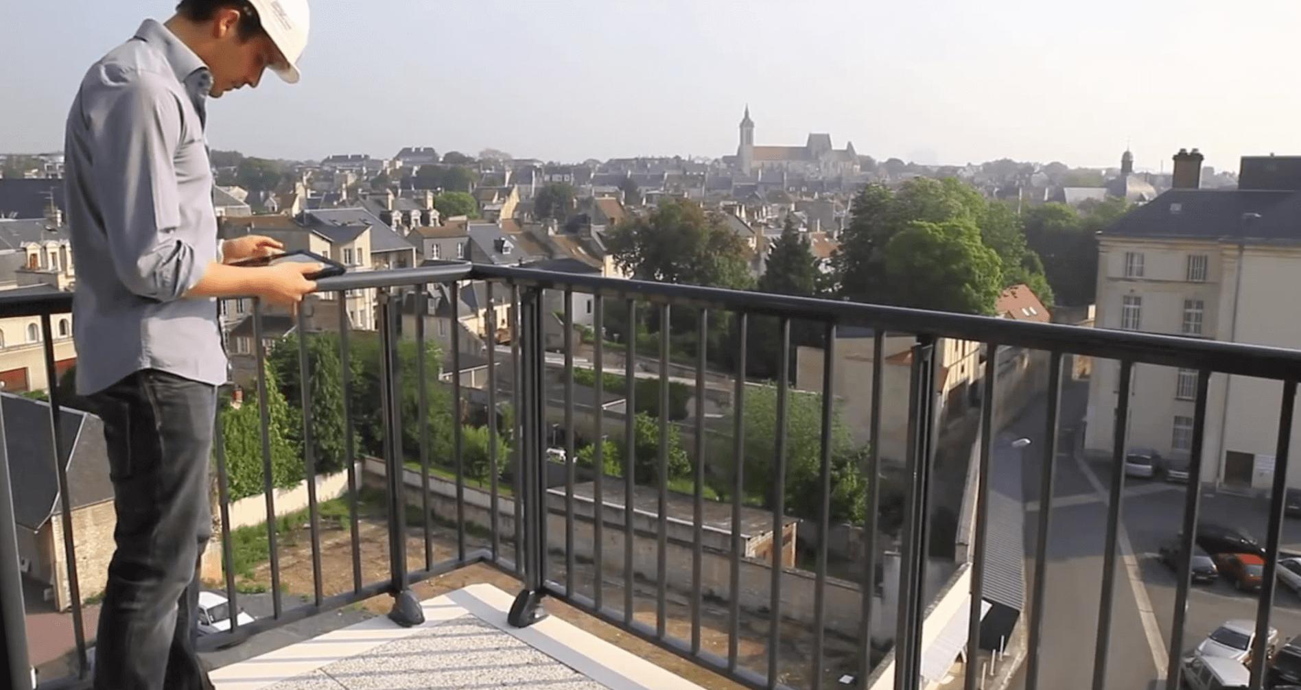 les Jardins du Carel à Caen Eiffage